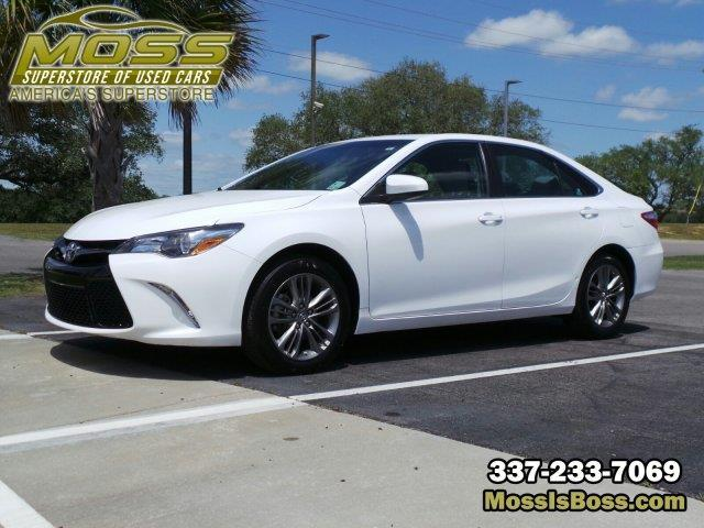 2016 toyota camry xle xle 4dr sedan for sale in lafayette louisiana classified. Black Bedroom Furniture Sets. Home Design Ideas