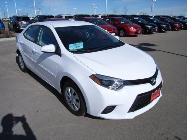 2016 toyota corolla l l 4dr sedan 4a for sale in jolly acres south dakota classified. Black Bedroom Furniture Sets. Home Design Ideas