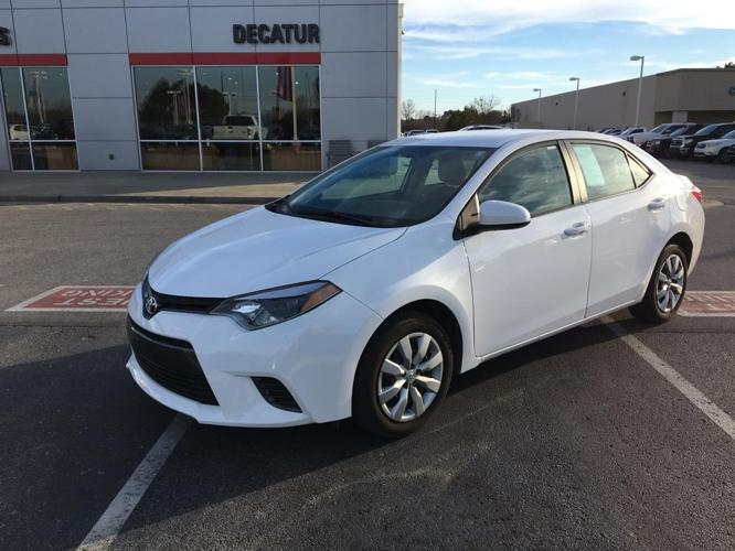 2016 toyota corolla l l 4dr sedan 6m for sale in decatur alabama classified. Black Bedroom Furniture Sets. Home Design Ideas