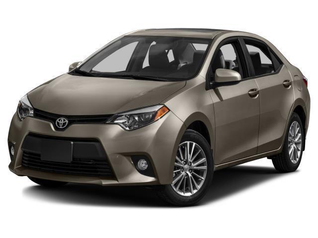 2016 Toyota Corolla L L 4dr Sedan 6M