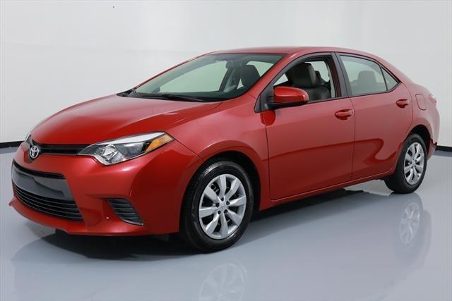 2016 toyota corolla l l 4dr sedan 6m for sale in houston texas classified. Black Bedroom Furniture Sets. Home Design Ideas