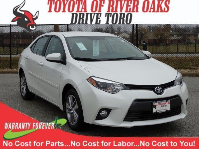 2016 Toyota Corolla LE Eco Plus LE Eco Plus 4dr Sedan