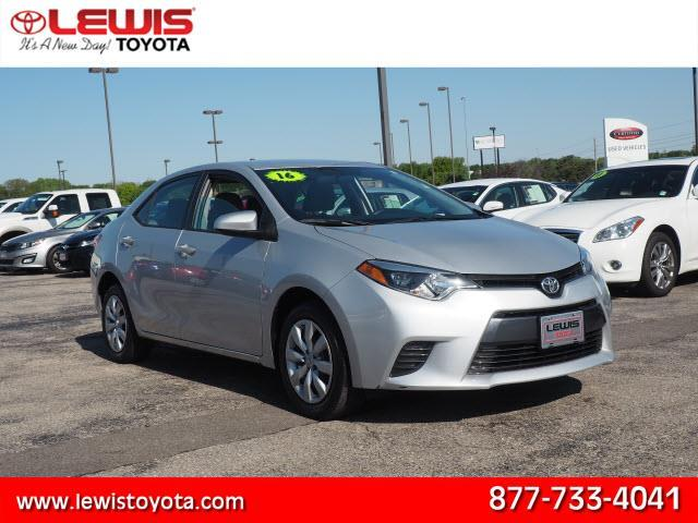 2016 toyota corolla le plus le plus 4dr sedan for sale in topeka kansas classified. Black Bedroom Furniture Sets. Home Design Ideas