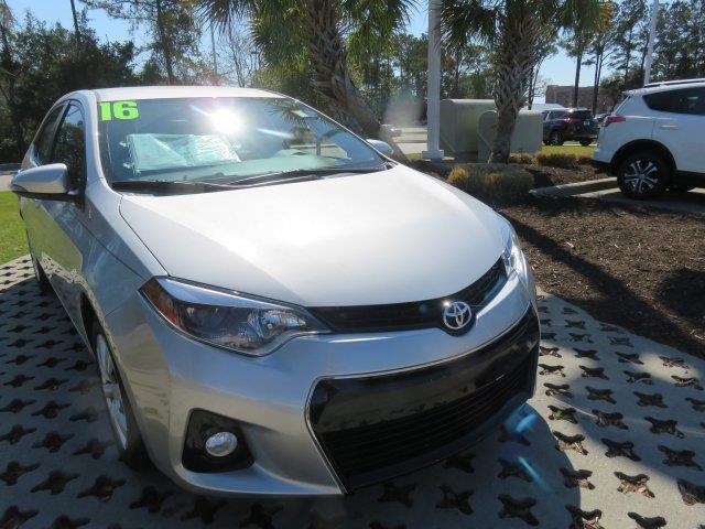 2016 Toyota Corolla S S 4dr Sedan for Sale in Wilmington, North ...