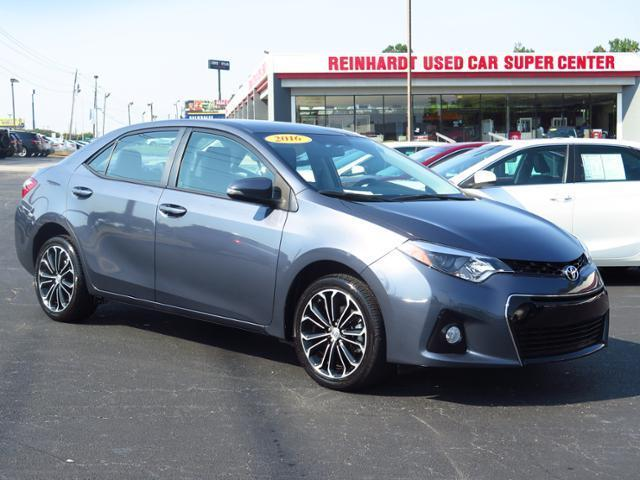2016 toyota corolla s s 4dr sedan for sale in montgomery alabama classified. Black Bedroom Furniture Sets. Home Design Ideas