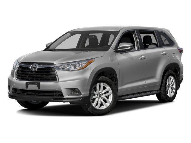 2016 Toyota Highlander LE LE 4dr SUV