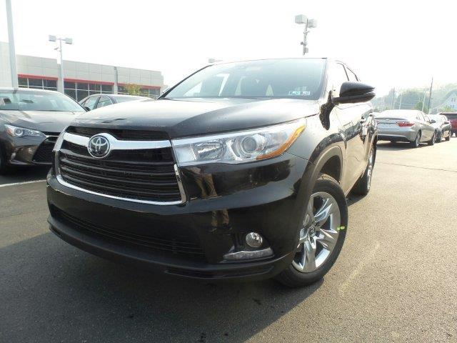 2016 Toyota Highlander Limited AWD Limited 4dr SUV