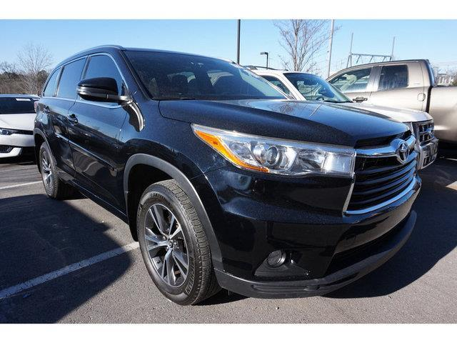 2016 toyota highlander xle awd xle 4dr suv for sale in murfreesboro tennessee classified. Black Bedroom Furniture Sets. Home Design Ideas
