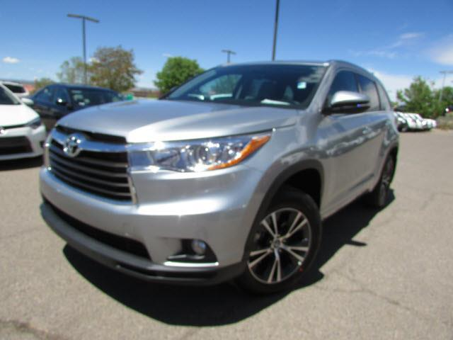 2016 toyota highlander xle awd xle 4dr suv for sale in albuquerque new mexico classified. Black Bedroom Furniture Sets. Home Design Ideas