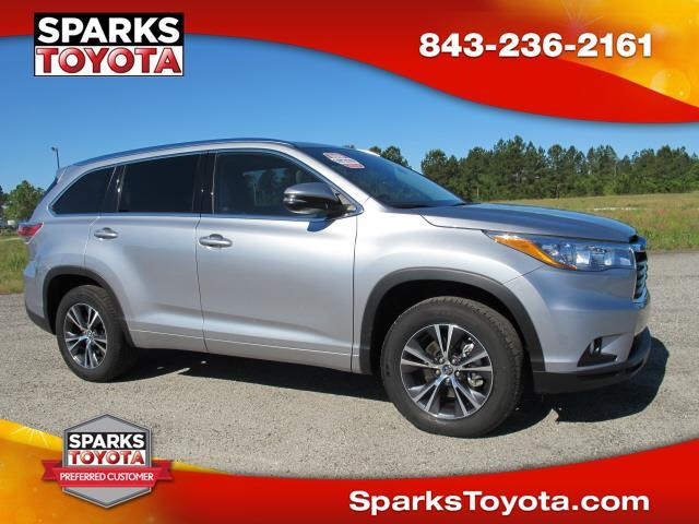 2016 toyota highlander xle xle 4dr suv for sale in myrtle beach south carolina classified. Black Bedroom Furniture Sets. Home Design Ideas