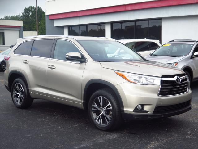 2016 Toyota Highlander Xle Xle 4dr Suv For Sale In