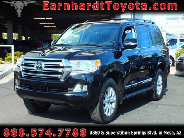 2016 Toyota Land Cruiser Base AWD 4dr SUV