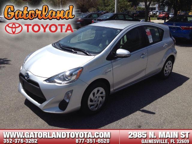 2016 Toyota Prius c One One 4dr Hatchback