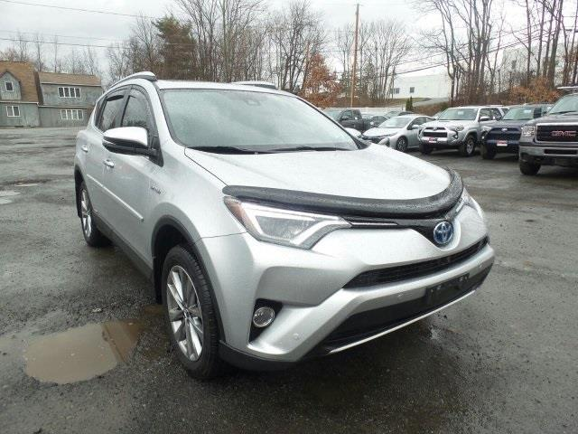 2016 toyota rav4 hybrid limited awd limited 4dr suv for sale in new hamburg new york classified. Black Bedroom Furniture Sets. Home Design Ideas