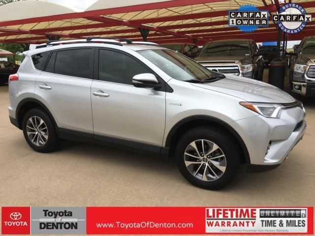 2016 toyota rav4 hybrid xle awd xle 4dr suv for sale in denton texas classified. Black Bedroom Furniture Sets. Home Design Ideas