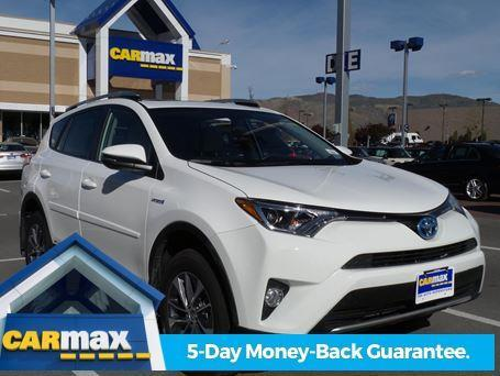 2016 toyota rav4 hybrid xle awd xle 4dr suv for sale in reno nevada classified. Black Bedroom Furniture Sets. Home Design Ideas