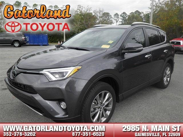 2016 Toyota RAV4 Limited Limited 4dr SUV