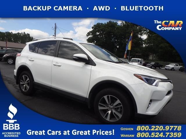2016 toyota rav4 xle awd xle 4dr suv for sale in warsaw. Black Bedroom Furniture Sets. Home Design Ideas