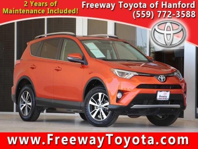 2016 toyota rav4 xle xle 4dr suv for sale in hanford california classified. Black Bedroom Furniture Sets. Home Design Ideas