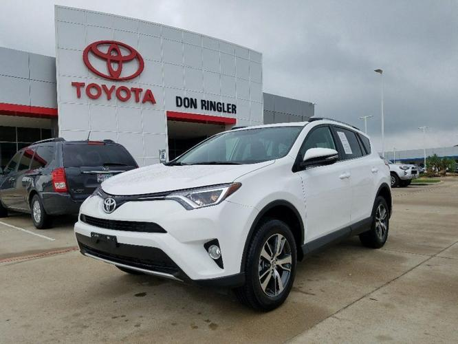 2016 toyota rav4 xle xle 4dr suv for sale in temple texas classified. Black Bedroom Furniture Sets. Home Design Ideas