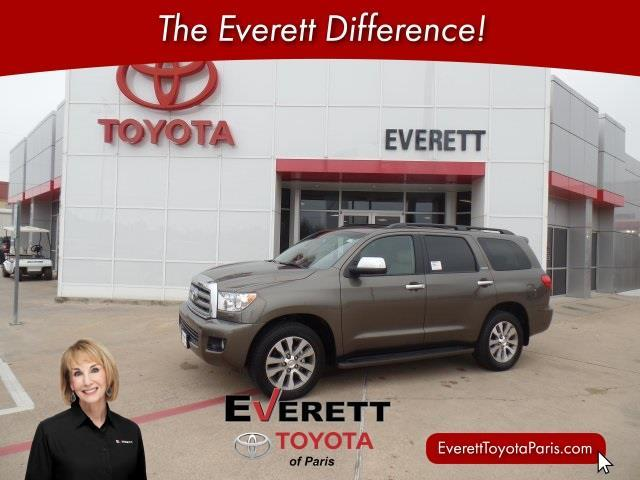 2016 Toyota Sequoia Limited 4x2 Limited 4dr SUV