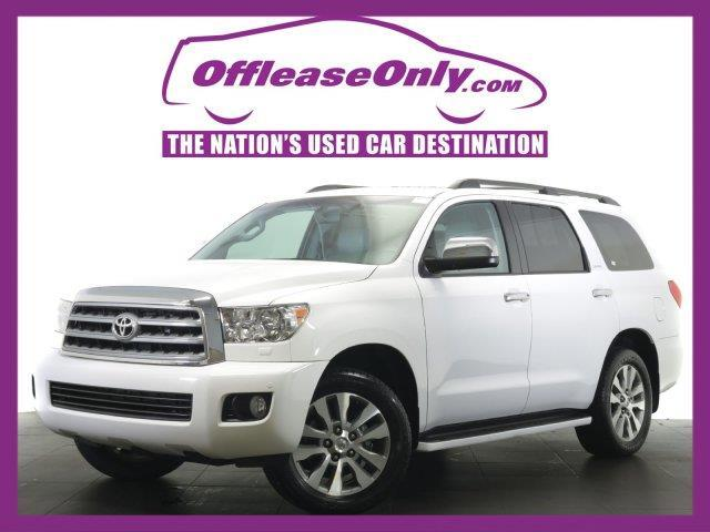2016 toyota sequoia limited 4x2 limited 4dr suv for sale in hialeah florida classified. Black Bedroom Furniture Sets. Home Design Ideas