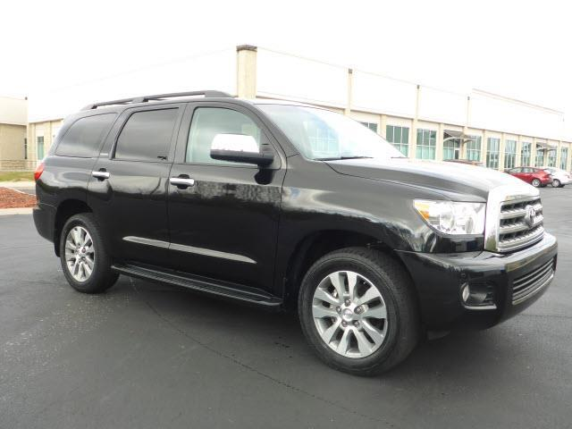 2016 toyota sequoia limited 4x2 limited 4dr suv for sale in chattanooga tennessee classified. Black Bedroom Furniture Sets. Home Design Ideas