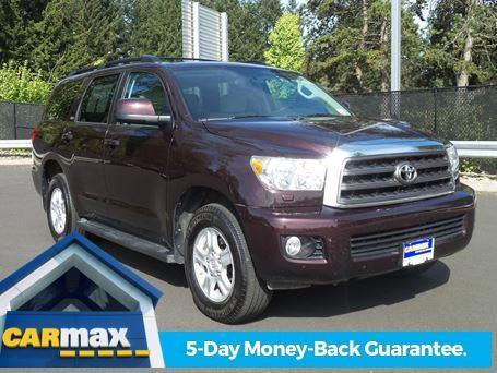2016 toyota sequoia sr5 4x4 sr5 4dr suv for sale in portland oregon classified. Black Bedroom Furniture Sets. Home Design Ideas
