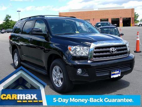 2016 toyota sequoia sr5 4x4 sr5 4dr suv for sale in fredericksburg virginia classified. Black Bedroom Furniture Sets. Home Design Ideas