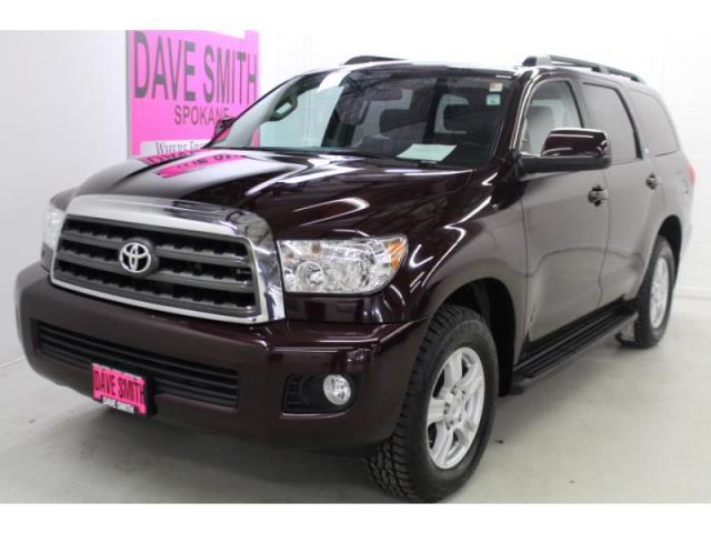 2016 toyota sequoia sr5 4x4 sr5 4dr suv for sale in spokane washington classified. Black Bedroom Furniture Sets. Home Design Ideas