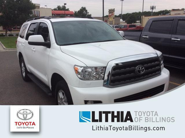2016 toyota sequoia sr5 4x4 sr5 4dr suv for sale in billings montana classified. Black Bedroom Furniture Sets. Home Design Ideas