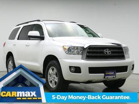 2016 toyota sequoia sr5 4x4 sr5 4dr suv ffv for sale in kenosha wisconsin classified. Black Bedroom Furniture Sets. Home Design Ideas