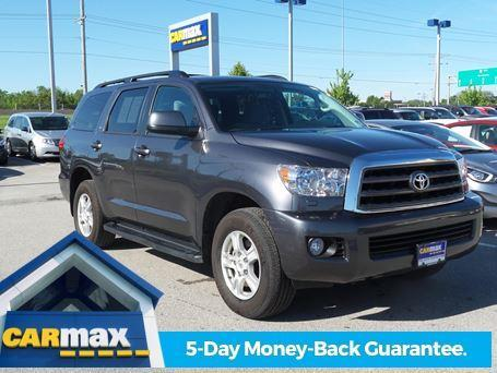 2016 toyota sequoia sr5 4x4 sr5 4dr suv ffv for sale in saint peters