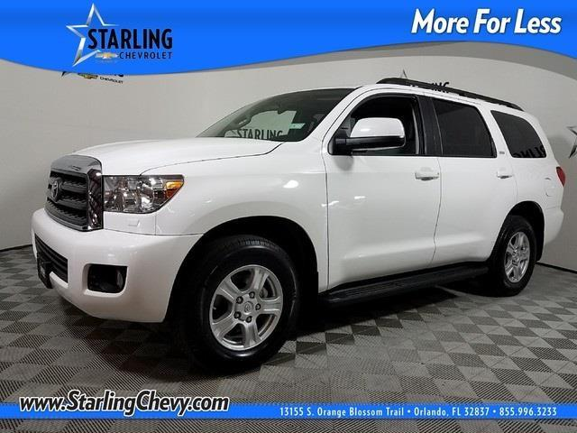 2016 toyota sequoia sr5 4x4 sr5 4dr suv ffv for sale in orlando florida classified. Black Bedroom Furniture Sets. Home Design Ideas