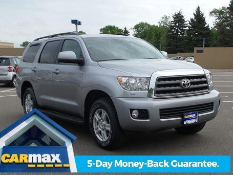 2016 toyota sequoia sr5 4x4 sr5 4dr suv ffv for sale in minneapolis minnesota classified. Black Bedroom Furniture Sets. Home Design Ideas