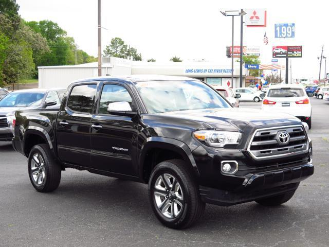 2016 Toyota Tacoma Limited 4x2 Limited 4dr Double Cab