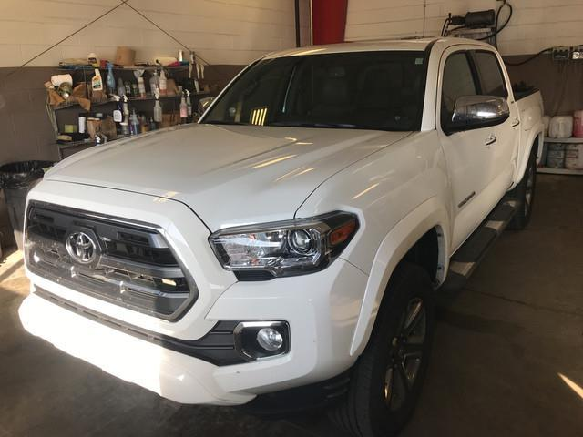 2016 Toyota Tacoma Limited 4x4 Limited 4dr Double Cab