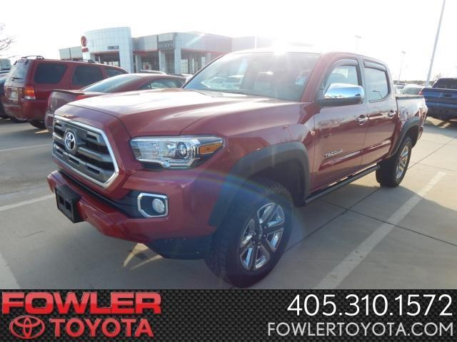 2016 toyota tacoma limited 4x4 limited 4dr double cab 5 0 ft sb for sale in norman oklahoma. Black Bedroom Furniture Sets. Home Design Ideas