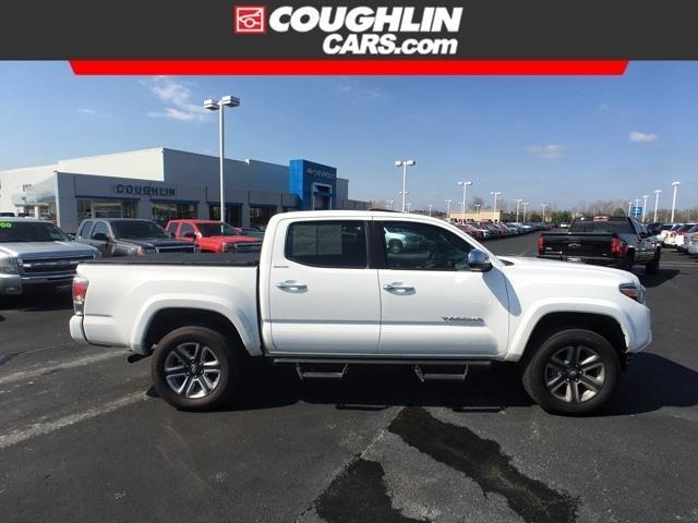 2016 toyota tacoma limited 4x4 limited 4dr double cab 5 0 ft sb for sale in newark ohio. Black Bedroom Furniture Sets. Home Design Ideas