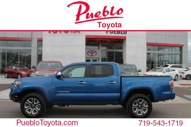 2016 toyota tacoma limited 4x4 limited 4dr double cab 5 0 ft sb for sale in pueblo colorado. Black Bedroom Furniture Sets. Home Design Ideas