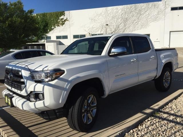 2016 toyota tacoma limited 4x4 limited 4dr double cab 5 0 ft sb for sale in rockwall texas. Black Bedroom Furniture Sets. Home Design Ideas