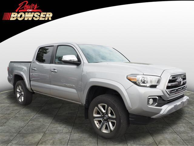 2016 toyota tacoma limited 4x4 limited 4dr double cab 5 0 ft sb for sale in pittsburgh. Black Bedroom Furniture Sets. Home Design Ideas