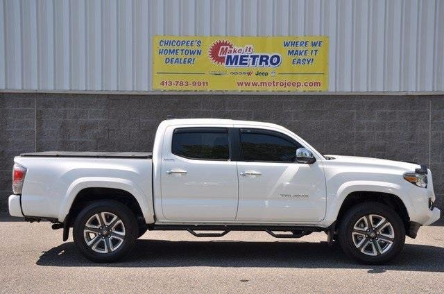 2016 toyota tacoma limited 4x4 limited 4dr double cab 5 0 ft sb for sale in chicopee. Black Bedroom Furniture Sets. Home Design Ideas