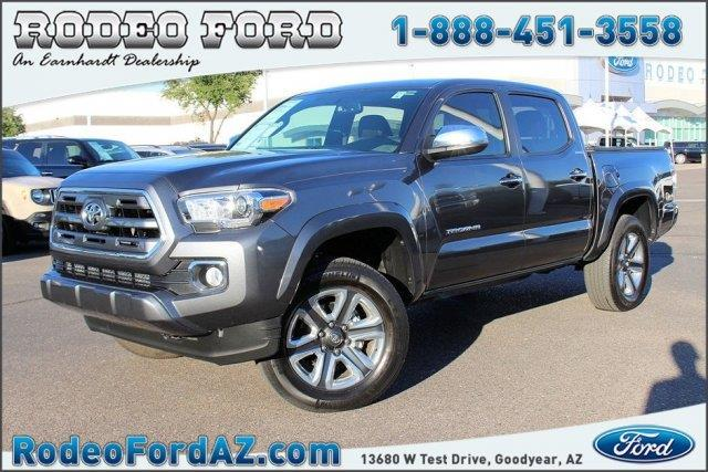 2016 toyota tacoma limited 4x4 limited 4dr double cab 5 0 ft sb for sale in goodyear arizona. Black Bedroom Furniture Sets. Home Design Ideas