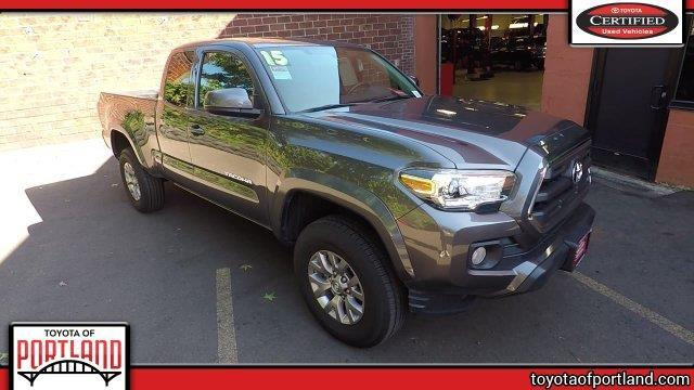 2016 toyota tacoma sr 4x2 sr 4dr access cab 6 1 ft lb for sale in portland oregon classified. Black Bedroom Furniture Sets. Home Design Ideas