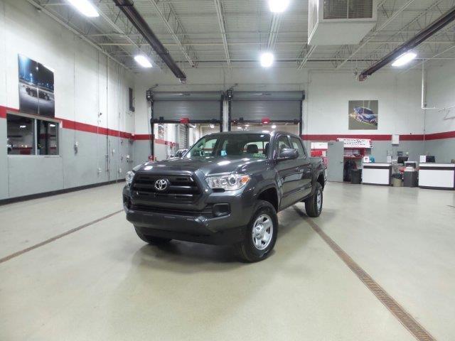 2016 Toyota Tacoma SR V6 4x4 SR V6 4dr Double Cab 5.0