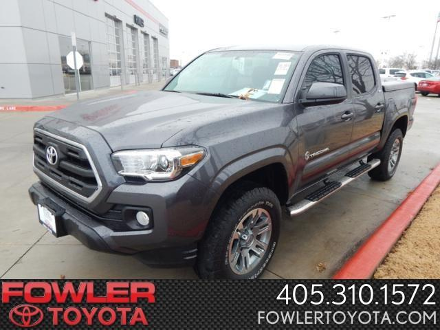 2016 toyota tacoma sr5 v6 4x2 sr5 v6 4dr double cab 5 0 ft. Black Bedroom Furniture Sets. Home Design Ideas
