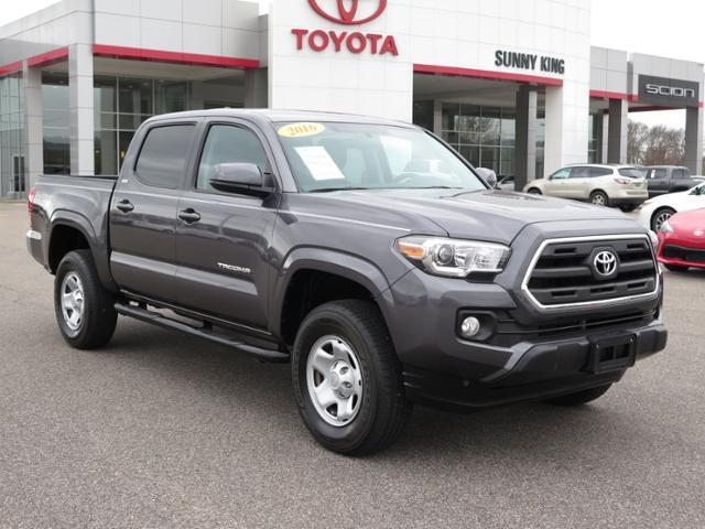 2016 toyota tacoma sr5 v6 4x2 sr5 v6 4dr double cab 5 0 ft sb for sale in anniston alabama. Black Bedroom Furniture Sets. Home Design Ideas
