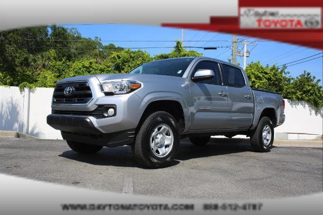 2016 toyota tacoma sr5 v6 4x2 sr5 v6 4dr double cab 5 0 ft sb for sale in daytona beach florida. Black Bedroom Furniture Sets. Home Design Ideas
