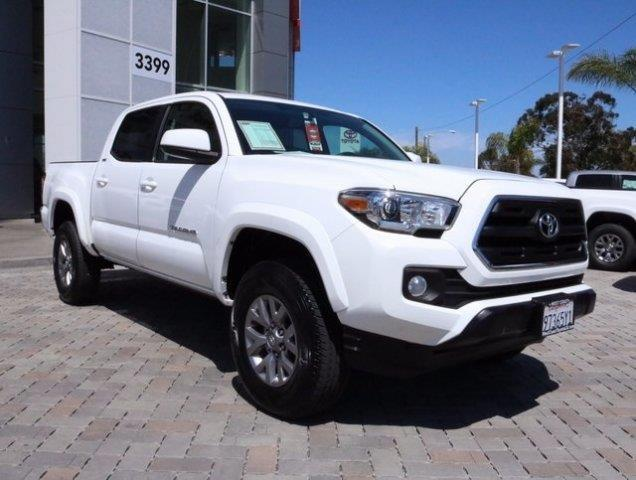 2016 toyota tacoma sr5 v6 4x2 sr5 v6 4dr double cab 5 0 ft sb for sale in long beach california. Black Bedroom Furniture Sets. Home Design Ideas